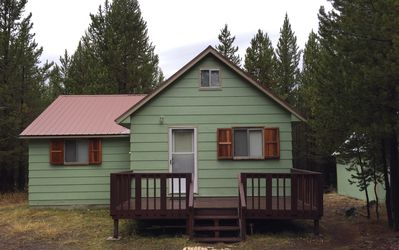 Photo for Forest Cottage, 30 mins. to Yellowstone-WiFi- Sleeps 8