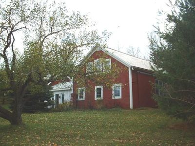 Photo for Charming, Quiet, in-town Farmhouse, close to Horse Show, Manchester Center