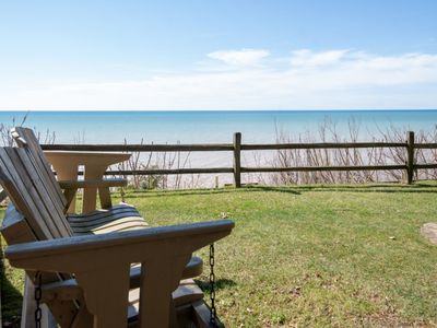 Photo for Eagle Bluff Cottage at Lake Michigan