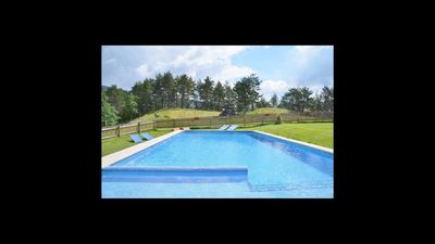 Photo for 6 bedroom Villa, sleeps 12 in Sant Jaume de Frontanyà with Pool and WiFi