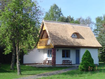 Photo for Thatched, idyllic holiday home in the Baltic Sea