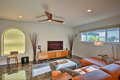 Welcome to your stylish Orlando vacation rental home!