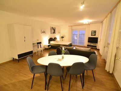 Photo for Apartment / app. for 6 guests with 72m² in Schwerin (51901)