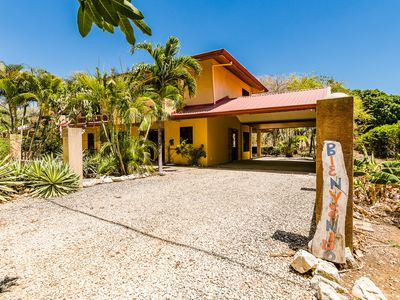 Photo for Casa Bendita just steps away from Beautiful and Pristine Playa Junquillal