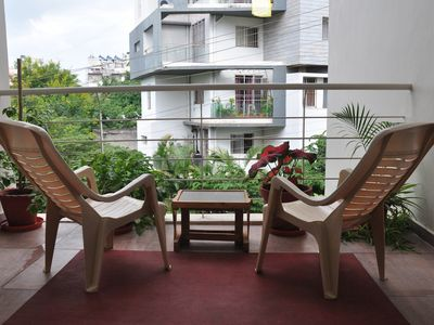 Photo for CHANDRALOK TWO BEDROOM 202