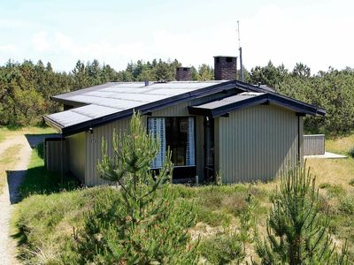 Photo for Charming Holiday Home in Blåvand with Jacuzzi and Sauna
