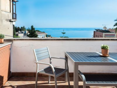 Photo for Taormina Terrace Seaview by Wonderful Italy
