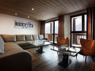 Photo for 4BR Apartment Vacation Rental in LES ARCS