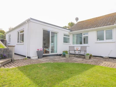 Photo for BRE AN MOR, with a garden in Praa Sands, Ref 959134