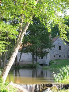 Photo for An old Water Mill situated in a wooded river valley in the Auxois Morvan