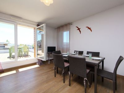 Photo for Apartment Albertine in Cabourg - 4 persons, 1 bedrooms