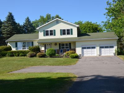 Photo for Relax on 2 acres while enjoying all Cooperstown, NY activities.