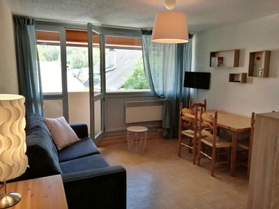 Photo for accommodation 4 people in the center of Saint lary