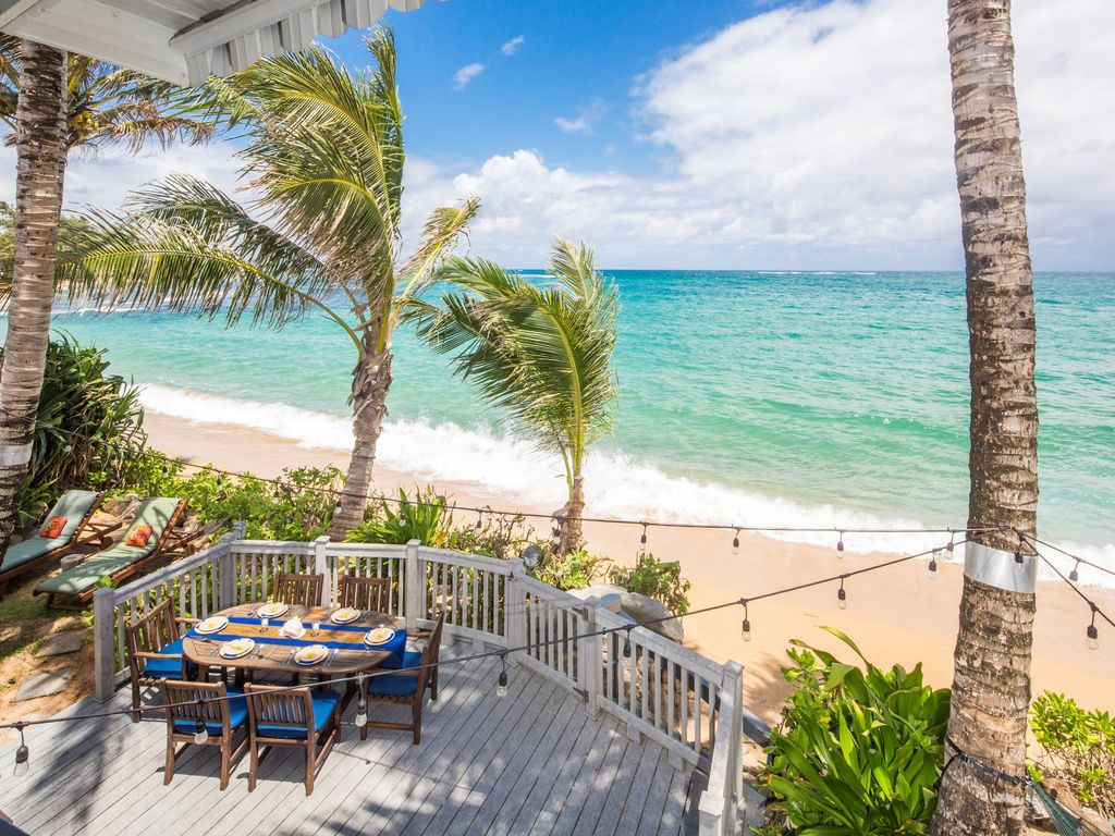 ☆ Private, Sandy Beachfront Home ☆ Fully Re... - HomeAway