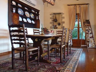 Photo for Rural Holidays in Secluded Epicurean Villa