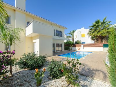 Photo for Villa Molly, Lovely 3BDR Protaras Villa with Pool, Close to Fig Tree Bay Beach
