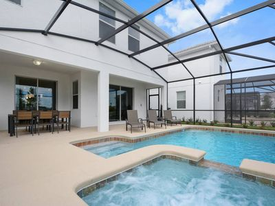 Photo for Luxury near Disney - Pool Home