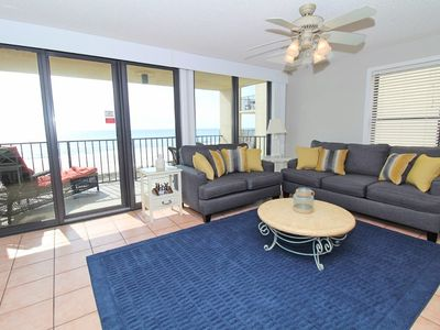 Photo for Newly Listed Phoenix 2-2031! Luxury Beach Front Unit with Stunning Views!