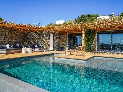 Photo for Ikies of Mykonos - Superior Suite with sharing pool