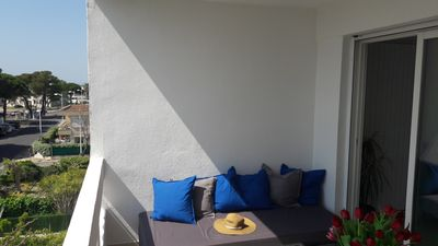 Photo for Flat with 1 bedroom, 5 persons / WIFI / 100 m from beach