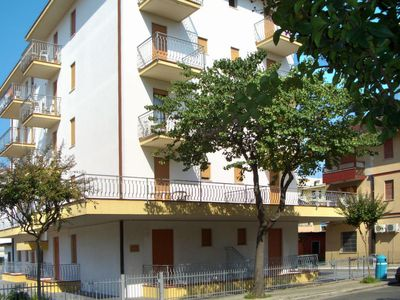Photo for Apartment Residenz Michelangelo (LDJ340) in Lido di Jesolo - 4 persons, 2 bedrooms