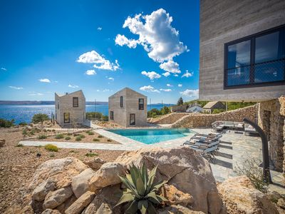 Photo for Luxury villa Rock - with private pool and beach