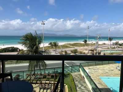 Photo for IMOVEL FRENTE MAR - BEST LOCATION OF CABO FRIO