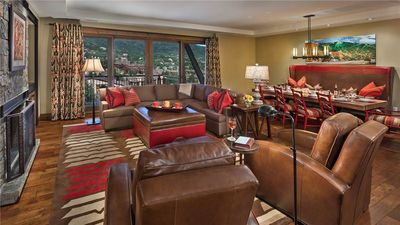 "Photo for One Steamboat Place: ""Moose Mountain"" #604 - 4BR Luxury Condo"