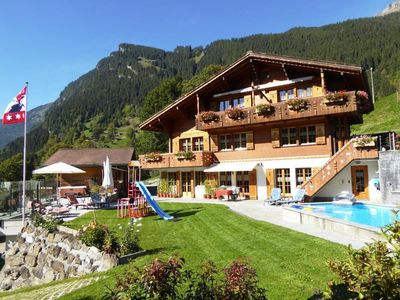 Photo for Holiday apartment Grindelwald for 6 - 14 persons with 3 bedrooms - Holiday apartment