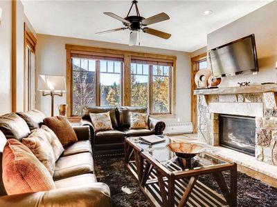 Photo for Luxury living in Breckenridge - Amazing condo with even better amenities!