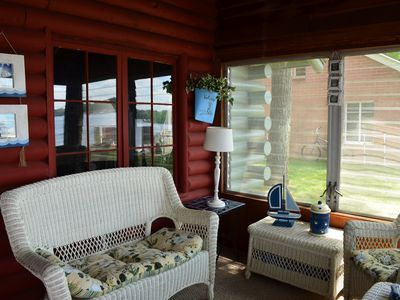 Photo for 2BR Cabin Vacation Rental in Lake, Michigan