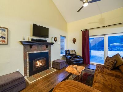Photo for Vacation home 62SL-Hot Tub-Upscale Roughing It! in Mount Baker/Glacier - 6 persons, 3 bedrooms