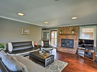 Photo for Renovated Home w/Deck -Mins to Downtown Nashville!