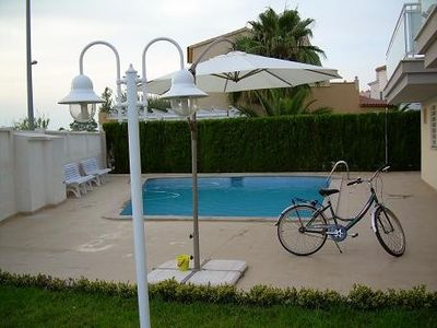 Photo for Apartment Oliva Nova between Gandia and Denia + wifi