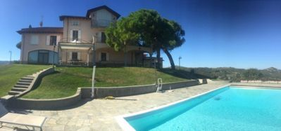 Photo for Villa I Turri, luxury in the vineyards