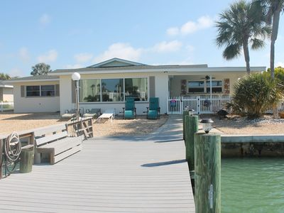 Photo for 3 Bedroom Waterfront House on St. Pete Beach