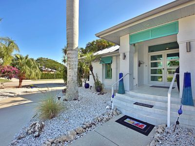 Photo for Spacious Island Getaway Home, Heart of Marco, Remodeled, Pool & High End Extras