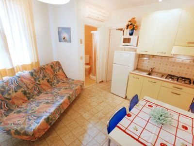Photo for Apartment Moschettieri in Bibione - 6 persons, 2 bedrooms