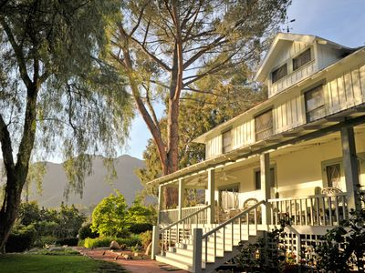Photo for Historic Craftsman Farmhouse In Ojai Valley