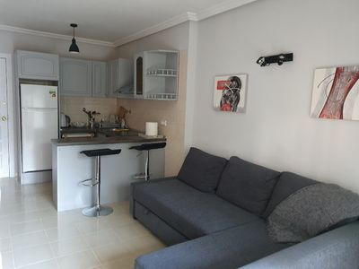 Photo for Central, air-conditioned apartment