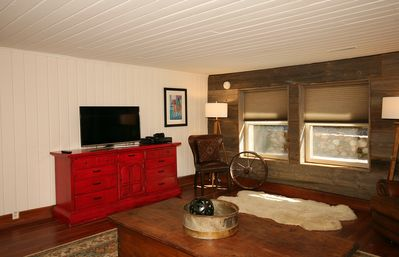 Photo for Historic Cabin - Air Conditioning!! - Great Outdoor Space - Pet Friendly!