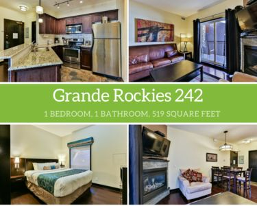 Photo for Grande Rockies Resort 1 Bedroom Condo
