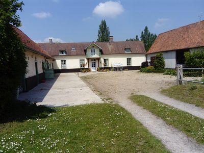 Photo for rustic farmhouse in the village center, immediate vicinity of the commercial café
