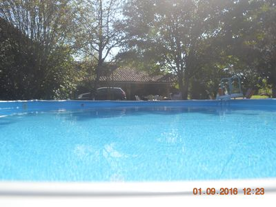 Photo for 3BR Cottage Vacation Rental in Coligny, Auvergne-Rhône-Alpes