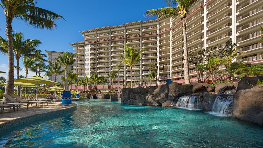 Hyatt Ka Anapali Beach Club 2 Bedroom