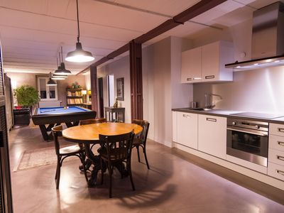 Photo for Industrial style apartment
