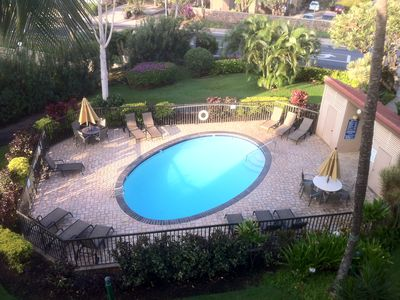 There are three pristinely-kept pools on the property to make a splash!