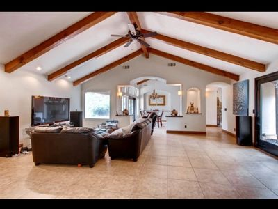 Photo for PRIVATE 60 ACRE LUX ESTATE HOME, GREAT FOR WEDDINGS AND FAMILIES!!