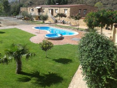 Photo for Rural house (full rental) Rural Tourism Santa Lucia for 5 people