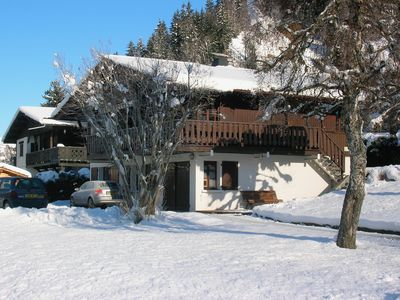 Photo for Beautifully renovated cottage in the heart of the Alps, commendable summer / winter